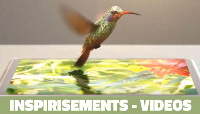 6-inspirisements-videos